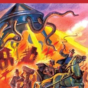 Герберт Уэллс «The War of the Worlds / Война миров»