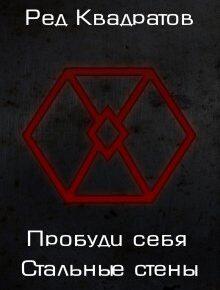 Ред Квадратов «Пробуди себя. Книга третья: Стальные стены»