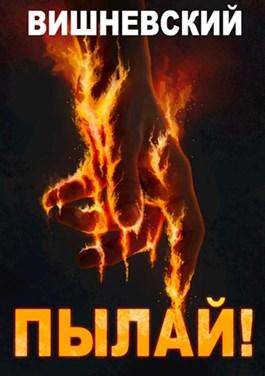 Сергей Вишневский «Холодное пламя: Пылай!»