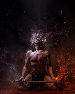 Василий Горъ «Жрец двух богинь»