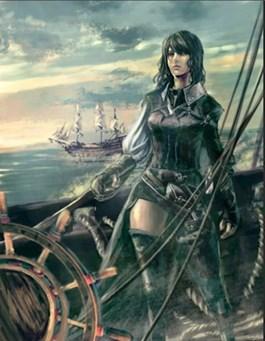 Алексей Дягилев «Марго - королева пиратов. Книга вторая.»