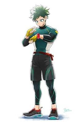 I.S.D. «My Hero Academia: Герою №1 - приготовиться!»