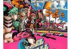 Араки Хирохико «Невероятные Приключения ДжоДжо Часть 7: Steel Ball Run (Цветная версия)»