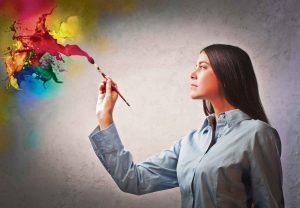 Упражнения на развитие творческого воображения